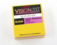 Kodak Vision 200T Super 8mm Color Negative Film cartridge - new old stock