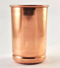 handmade pure Copper glass cup for water india, FREE EXPRESS SHIPPING FROM UK