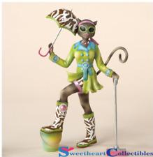 Alley Cats By Margaret LE Van Go Go Hot Water Figurine