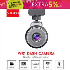 VIOFO WR1 FHD 1080p WIFI Car Dash Cam Dash Camera Sony IMX323 Sensor 160° Angle