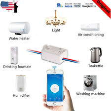 Smart Home WiFi Wireless Switch Module For Apple Android APP Control Home Safety