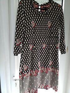 Damen Kleid king louie Gr XL