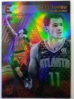 2018 18 Panini Chronicles Essentials Bronze Trae Young Rookie RC #234, Hawks