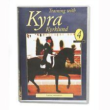 DVD Dressage TRAINING with KYRA KYRKLUND Volume 4