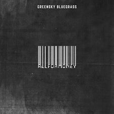 GREENSKY BLUEGRASS-ALL FOR MONEY-IMPORT CD WITH JAPAN OBI F30