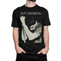 Ian Curtis Joy Division T-Shirt, Rock Band Tee, Men's All Sizes