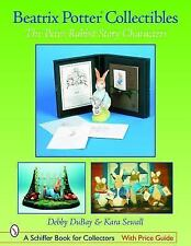 ❤️Beatrix Potter Collectibles: The Peter Rabbit 🐰 Story Characters Book NEW❤️