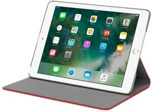 Logitech Hinge Case for iPad Air Mars Red 939-001389 Flexible Case Any-Angle NEW