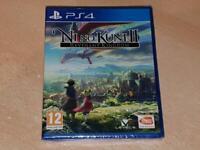 Ni No Kuni II Revenant Kingdom PS4 Playstation 4 UK Game **BRAND NEW & SEALED**