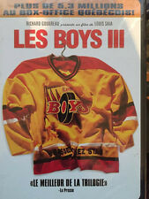 Les Boys, Vol. 3 (DVD, 2005) Richard Goundreau Louis Saia FREE SHIPPING