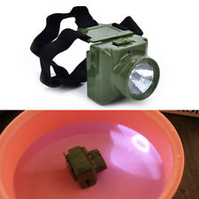 Led waterproof rechargeable headlamp camping hunting hiking head light QY