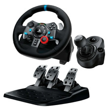 Logitech Driving Force G29 Racing Wheel W/Pedals and Shifter ps4 pc