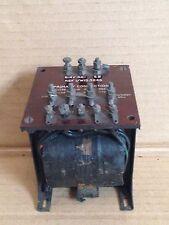 Vintage Power Transformer - I/WIS 3246 - F6402 - Ham Radio, Valve Amp etc
