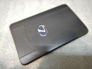 Lexus CT200h ZWA10 Genuine Card Key DENSO 001YUA 1048 14AEA RHD OEM JDM