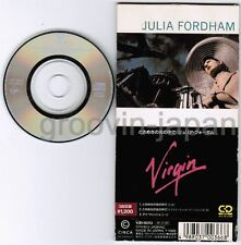 "JULIA FORDHAM The Comfort of Strangers /I Wish JAPAN 3"" CD VJD-12013 Free S&H"