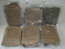 Sopakco Mre Emergency Survival Ration Food 6 Meals Reduced Sodium Mres 12/19 Ins