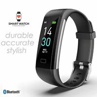 Genuine Smartband Fitness Activity Tracker Heart Rate Sport Fit Smart Watch