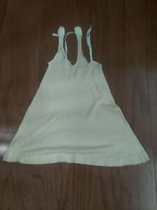 Vintage Baby VANTA Slip / Undershirt Cotton Never Worn