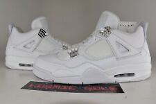 "63d38e3ea3c9 Nike Air Jordan 4 Retro ""Pure Money"" 2017 Style   308497-100 Size"