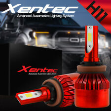 CREE 388W H11 H8 H9 LED Headlight Bulb 6K White Xenon Light Conversion Kit