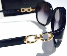 97caefd204877 NEW  Coach BLACK Kissing CC w GOLD Cc Women s Sunglass w COACH Case HC8146   240