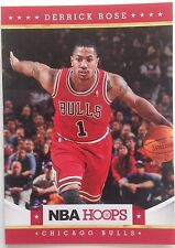 Derrick Rose Guard Chicago Bulls 10 Original Panini #75 Single 2011-2012