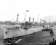 Photograph of the US Navy USS George Washington Year 1919 8x10