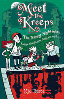The Nanny Nightmare (Meet the Kreeps), Thorpe, Kiki, Very Good Book