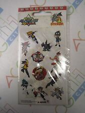 Anime Beyblade V Force Ray Gon Tyson Granger Max Tate Seal Sticker B MediaLink