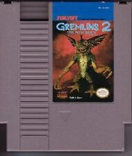 GREMLINS II TWO 2 ORIGINAL CLASSIC NINTENDO GAME SYSTEM NES HQ