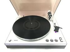 PHILIPS ELECTRONIC 312 Belt Drive Turntable Vintage Working Perfect Like NEW