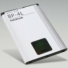 ORIGINAL Nokia Akku BP-4L ~ f. 6760s, E6-00, E52, E61i, E71, E72, E90, N97, N810