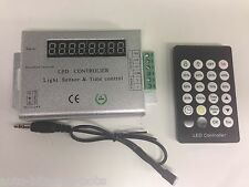 Aquarium LED Controller 3 Channels Remote Control Marine Aquarium LED Frag Tanks