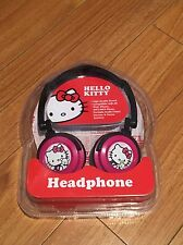 NIP Sanrio Hello Kitty Headphones Brand Sakar