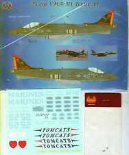 1/32 AV-8B VMA-311 TOMCAT decal with 2 x AOA sensors 8 sheets Phoenix 32022
