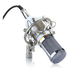 Condenser Microphone Professional Audio Studio Recording Microphone with Sh D7F3