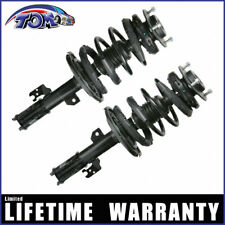 Front Pair Shocks Struts And Coil Spring For 07 2008 2009 2010 2011 Toyota Camry