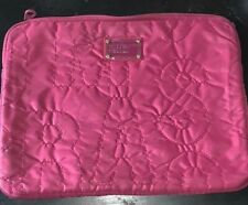 """Marc by Marc Jacobs Logo Neoprene 15"""" Laptop Case Sleeve Bag. Great Condition!!"""