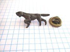 PINS RARE VINTAGE CHIEN DE CHASSE BRAQUE ALLEMAND DOG HUNTING wxc 33