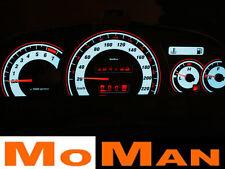 OPEL Calibra Astra F Vectra A plasma tacho illuminated glow gauge plasma dials!!