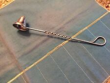 "Sterling silver Randahl vintage candle snuffer 9"" Excellent condition"