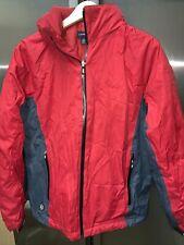 Land's End  Men's Winter Snow Jacket, Red Colour,Size M /38-40