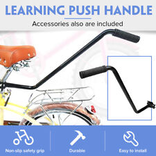 Learning Push Handle Bike Parent Grab Kids Safety Pole Bar Bicycle Control