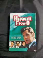 Hawaii Five-O - The Complete First Season (DVD, 2007, 7-Disc Set)