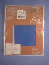 Fogal Style 108 Opaque Nylon Pantyhose Size LX in Algarve
