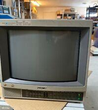 Sony Trinitron Color Video Monitor PVM-1343MD