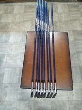 New listing Nike Forged VR2 Pro Combo Iron Set 3-pw project x 5.0 shafts