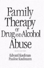 Family Therapy of Drug and Alcohol Abuse (2nd Edition)