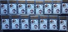 Lot of 15 CARDS 2005 Marcus Vick Omar Jacobs Tandem Prospects rookie mint 10