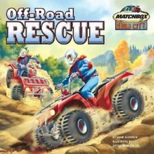 Off-Road Rescue (Matchbox Hero City) by Auerbach, Annie; Artful Doodlers